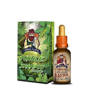 Shampoo em Barra Jungle e Óleo para barba Lumberjack (2 Produtos)