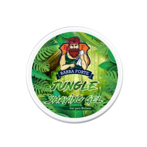 Gel de Barbear Shaving Gel Barba Forte 170gr