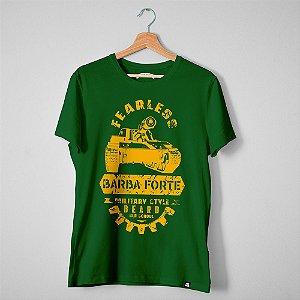 Camiseta T-Shirt Barba Forte Military Style