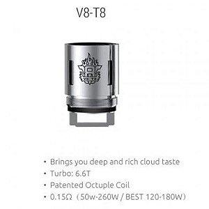 Resistência V8 - T8 - Smok