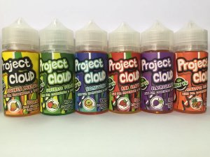 Liquido Project Cloud