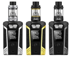 Switcher With NRG 220W - Vaporesso