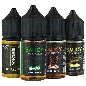 Saucy Nicsalt Serie Tobacco