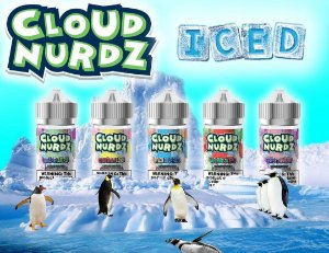 Cloud Nurdz Ice
