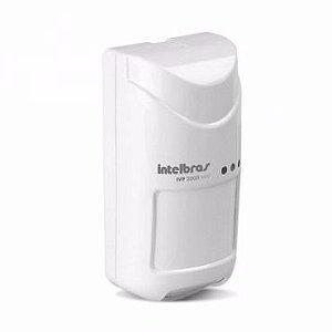 Sensor Passivo Tripla Técnologia Intelbras Ivp3000 Mw