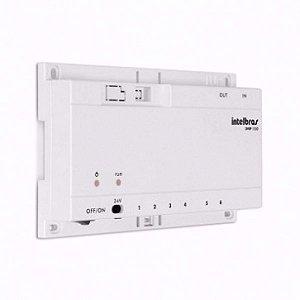 Distribuidor Do Video Porteiro Ip Dvip1000 Intelbras