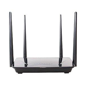 Roteador Wireless Smart Dual Band Action R1200 Intelbras