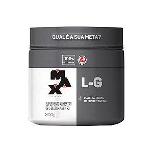 L-G 100% L-Glutamina - Max Titanium