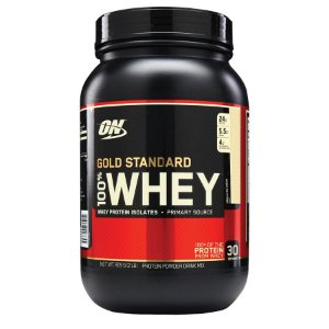 Gold Standard 100% Whey (907G) Optimum Nutrition