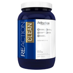 Reaction Clean (900g) Sem Sabor - Atlhetica Nutrition Clinical Series
