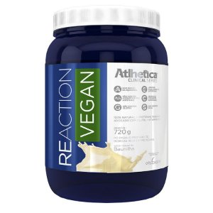 Reaction Vegan (720g) Atlhetica Nutrition Clinical Series