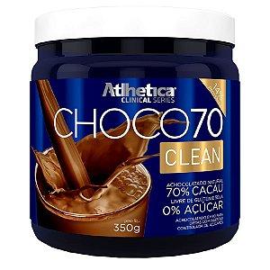 Choco 70 Clean (350g) Atlhetica Nutrition Clinical Series