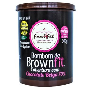 Bombom de Brownfit - Food4Fit