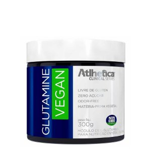 Glutamine Vegan (300g) - Atlhetica Nutrition Clinical Series