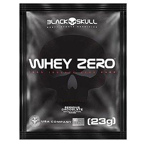 Whey Zero Sachê(uma dose) Black Skull