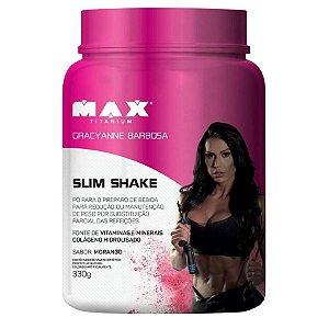 Slim Shake (330g) Max Titanium