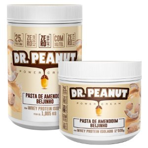 Pasta de Amendoim - Dr. Peanut