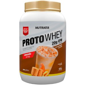 Proto Whey 900g - Nutrata