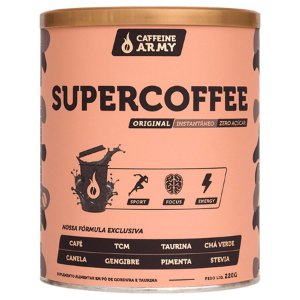SuperCoffee 2.0 - Caffeine Army