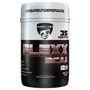Flexx Bcaa 12:1:1 350g - Under Labz