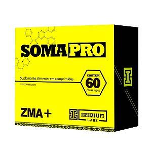 SOMAPRO ZMA + (60 comprimidos) Iridium Labs