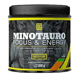 Minotauro Focus & Energy 300g Iridium Labs