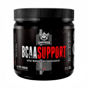 Bcaa Support 260g Darkness - Integralmedica