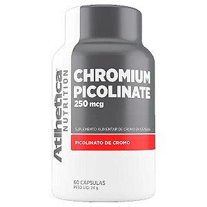 Chromium Picolinate 250mcg - Atlhetica Nutrition