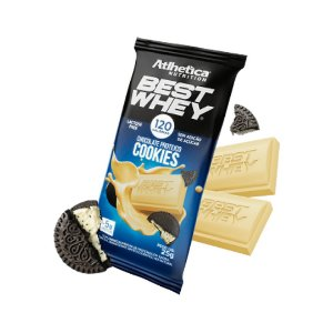 Chocolate Proteico Cookies 25g - Atlhetica Nutrition