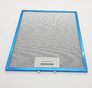 Filtro aluminio NEW DRITTA/VETRO 93991587 32mm x 27mm - Filtro aluminio coifa tramontina 93991587 32mm x 27mm