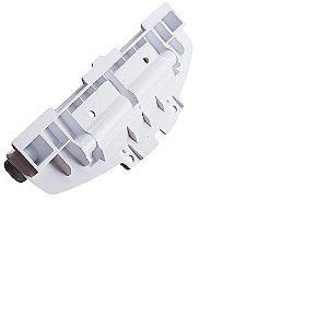 Base dobradiça da tampa movel lavadora brastemp W10413648 - Base dobradiça da tampa movel lavadora brastemp W10413648