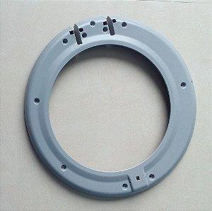 Base da porta da lavadora secadora lg MDQ38257501 - Suporte plastico interno da porta da lavadora WD-1409