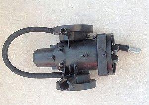 Base para os motores da eletrobomba lavadora 3108ER1001A - Base para os motores da eletrobomba da lavadora LG