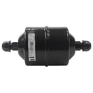 Filtro secador DML163R 350 x 3/8 Rosca Danfoss - Filtro secador DML163R 350 x 3/8 Rosca Danfoss