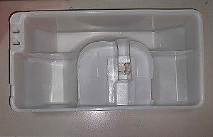 Bandeja de evaporação compressor EM2S70CLP ARAFPB100012 - Bandeja de evaporação refrigerador panasonic ARAFPB100012