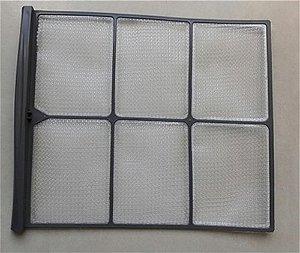 Filtro de ar cinza para acj 30.000 btus Consul 004180950