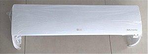Painel frontal de plastico da evaporadora LG AEB75104705