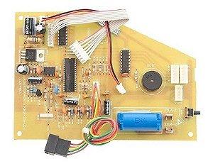 Controle eletronico split consul 22k W10202061 220v - Placa eletronica principal split consul 22000 btus W10202061 original