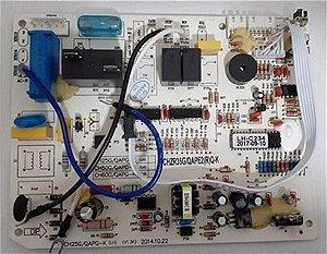 Placa principal da evaporadora Elgin HLQI12B2FA  141290415341