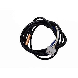 Termistor Sensor duplo evaporadora elgin inverter ARC124390422401