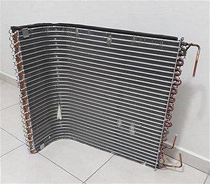 Serpentina da condensadora Elgin 24.000 btus HLFE24B2NA 168595973271