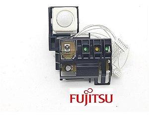 Placa receptora fujitsu inverter evaporadora EZ-0132DHSE-D 9709773000