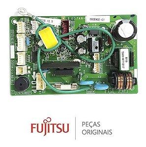 Placa eletronica de controle evaporadora fujitsu inverter 9707645262
