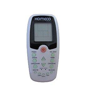 Controle remoto KOS 07.09.12.18.24.30 G2P / LX 0200322485