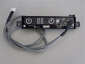 Placa receptora  indicadora Brize linha 2LH HX  0200322949