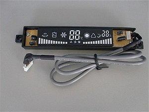 Placa display receptora evaporadora 07 ao 12.000 btus 0200322293