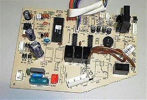 Placa eletronica PCB da evaporadora komeco KOS 24.30FCG1 0200320658