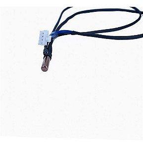 Sensor temperatura ambiente/evaporador komeco 0200321726 - Sensor duplo evaporadora e ambiente duplo komeco 0200321726