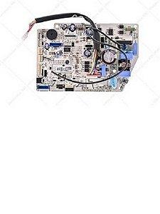 Placa eletronica principal evaporadora dual inverter LG EBR85607313