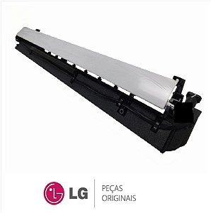 Direcionador de ar com calha da evaporadora  LG AEB73165506 / AEB73165514
